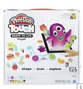*NIB* Play-Doh Touch Shape To Life Studio, HASBRO Play Set, Christmas Gift
