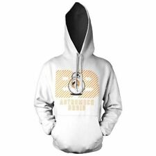 More details for mens star wars episode vii bb-8 astromech droid white hoodie - unisex loose fit