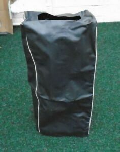 """tall guitar amp/head cover - unnamed #4 L=11"""" H= 26.5 """" D= 4.75"""""""