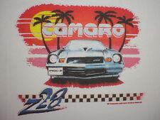 CAMARO T-SHIRT~ Z28 T-SHIRT~1981-1980-1979-1978-81-80-79-78~IROC