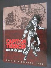 Capitan Terror - Gesamtausgabe 1  limitiert 777 Ex.  JNK Verlag