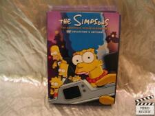 The Simpsons Complete Seventh Season DVD 4 Disc Set