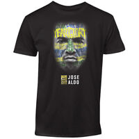 UFC Jose Aldo War Paint T-Shirt - Black