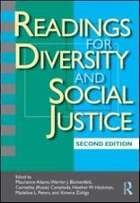 Diversity and Social Justice Book Duo ISBN 0415926343 (Readings) ISBN 0415910579