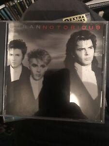 Duran Duran - Notorious [CD]
