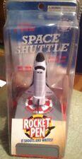 NASA SPACE SHUTTLE TOY LOT Rocket Pen Everlast Columbia 554 Hong Kong Pull Back