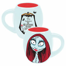 Vandor LLC Nightmare Before Christmas Sally Oval Ceramic Coffee Mug
