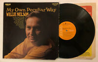 Willie Nelson - My Own Peculiar Way - 1969 US 1st Press (NM-)