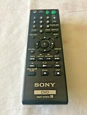 New listing Sony Remote Rmt-D197A For Sony Dvd Dvp-Sr210 Dvp-Sr210P Dvp-Sr510 Dvp-Sr510H