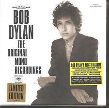 BOB DYLAN, THE ORIGINAL MONO RECORDINGS, 9 CD LIMITED EDITION BOX SET (SEALED)