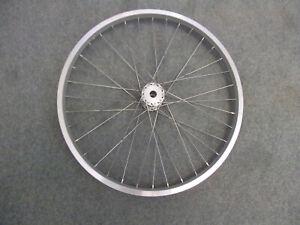 """New Trike Tricycle 20"""" (etrto 406mm) Alloy Rear Wheel, 36 spoke, threaded drive"""
