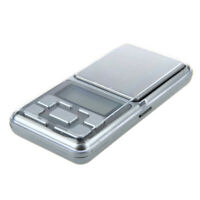 Mini Electronic digital Balance Weight Scale 0.01-200g E1Y8