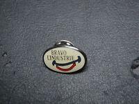 Pin Bravo L'Industrie