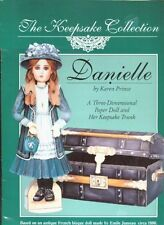 Keepsake Collection: Danielle a 3 Dimensional Paper Doll