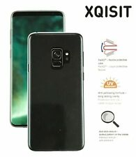 Xqisit Samsung Galaxy S9 Flex Case Protective Back Cover - Clear - Ultra Thin