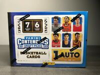 2020 Panini Contenders Collegiate Basketball Draft Picks Blaster Box
