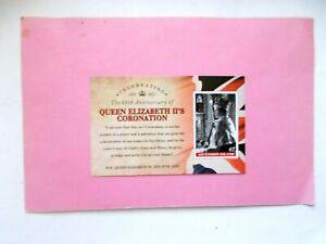 ASCENSION ISLAND: 2013 60th Anniversary Coronation Sheet U/M MS1167