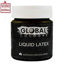 Global Liquid Latex Costume Halloween Special Effects Makeup Zombies 45ml