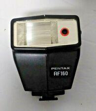Pentax AF 160 Shoe Mount Flash for  Pentax with Manual