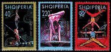 TEMA EUROPA 2002 ALBANIA El Circo 3v.
