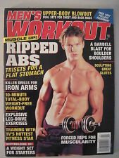 Men's Workout Magazine February 1997. (RARE, OUT-OF-PRINT) gay interest