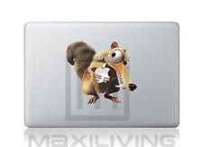 "Hülle Case Aufkleber Sticker Schutzfolie Apple Macbook 13"" Retina  Ice Age"
