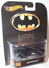 Batmobile Batman 1-64 scale new in packet Hot wheels DWJ75
