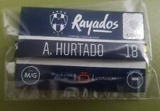 RAYADOS MTY A.HURTADO 18 BRACELET SPECIAL EDITION SIZE M/G BLUE OFFICIAL PRODUCT