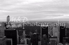 Central Park from Top of the Rock 8 x 10 Fine Art Photography