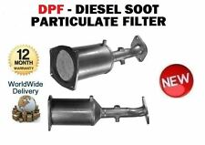 FOR NISSAN QASHQAI 1.5 DCi 2007-->  NEW DPF DIESEL SOOT PARTICULATE FILTER