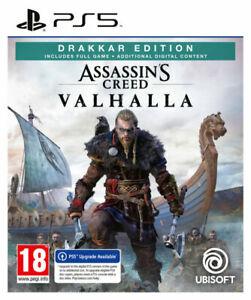 Assassin's Creed Valhalla - Drakkar Edition (PS5)