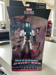 "Marvel Legends DEADPOOL VENOM Back in Black 6"" Figure Target Exclusive"