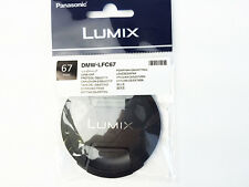 Panasonic Japan LUMIX Camera Lens Cap DMW-LFC67 67mm