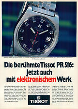 Tissot-pr516-Electronic - 1969-publicidad-publicidad-genuineadvertising - NL-venta por correspondencia