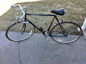1980's Schwinn Traveler Road Bike - super clean! vintage chromoly steel!