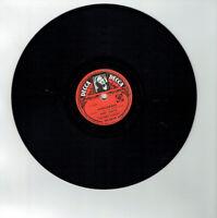 78T 25 cm Anny GOULD Disque COPACABANA - ECOUTE-MOI R. Legrand DECCA 20626 RARE