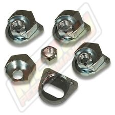 Front Adjustable Alignment Camber Caster Cam Nut Kit 2002-2005 Ford Explorer 4x4