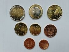 MONEDAS EUROS ESPAÑA SERIE 2016