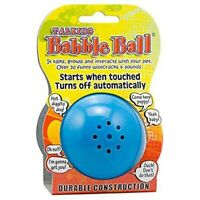 Babble Ball Interactive Talking Dog Toy Medium 7cm Diameter NEW