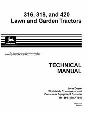 (On SALE)  TM1590 John Deere Technical Shop Manual + 12 FREE Bonus Manuals LOOK!