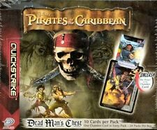PIRATES OF THE CARIBBEAN DEAD MAN'S CHEST BOOSTER BOX