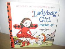 Ladybug Girl Dresses Up/New York Times best seller/Soman Davis