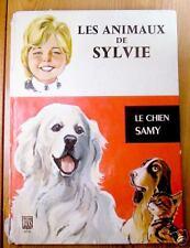 LES ANIMAUX DE SYLVIE : LE CHIEN SAMY - BIAS 1971