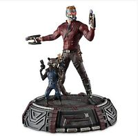 Disney Store Guardians Of The Galaxy Limited Edition Raccoon Star Lord Groot #18