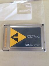 Linksys Etherfast PCM100 10/100 Integrated PC Card