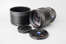 Sony Carl Zeiss Sonnar 135mm f1.8 ZA T* Telephoto Prime Lens, For A Mount