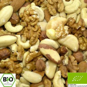 1000g Bio Edelnußmischung