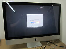 "Apple iMac 27"" A1312 Core i5-2400 3.1-3.40GHz 1TB 8GB Radeon HD 6970M !"