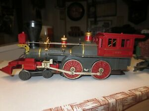 lionel 1872 general set with 1875W,1876 and 1877