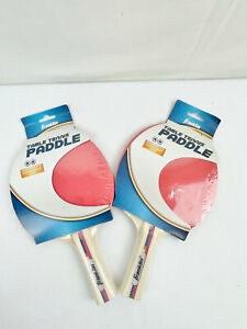2 FRANKLIN TABLE TENNIS PADDLE SET - BRAND NEW